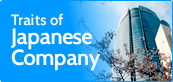 Traits of Japanes Company