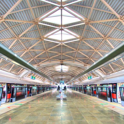 シンガポールの交通について