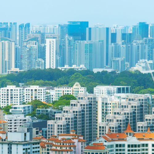 シンガポールの住宅について