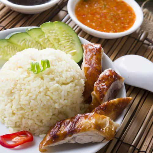シンガポールの食事について